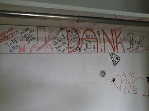 Our closet.