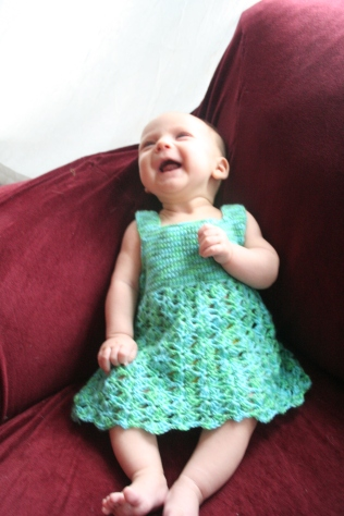 Serious, serious belly laughs.